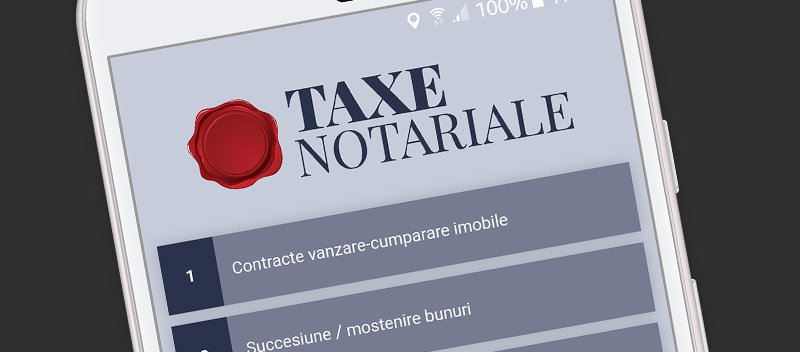 Taxe Notariale