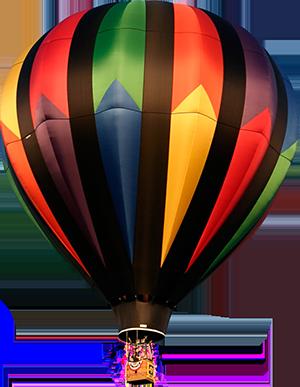 balon aer cald