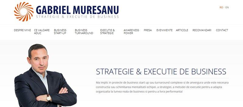 GABRIEL MURESANU