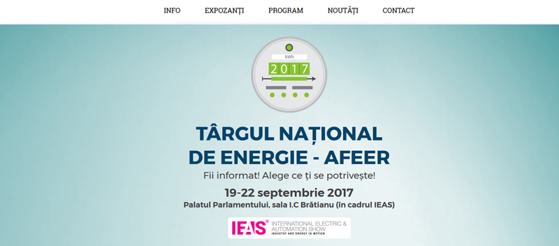 TARGUL NATIONAL DE ENERGIE